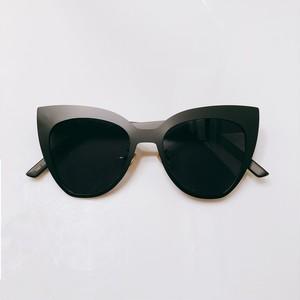Eyewear♡キャットアイ04 ブラック