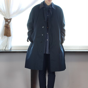 VINTAGE US ARMY MILITALY BALMACAAN COAT WITH LINER/98年製アメリカヴィンテージライナー付ミリタリーバルマカーン(ステンカラーコート)