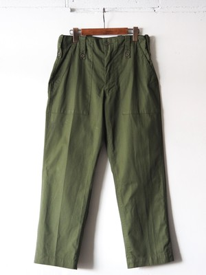 British Army Light Weight Fatigue Pants Olive