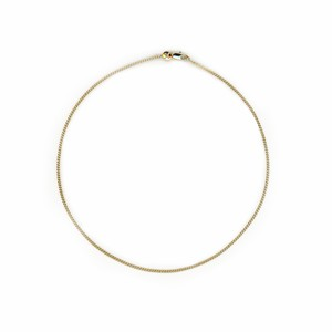 【GF1-40】16inch gold filled chain necklace