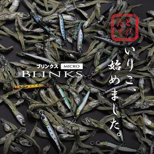 BLINKS 3g / 30mm