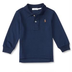 【Ralph Lauren / ラルフローレン】 ベビー ピマコットン ポロシャツ