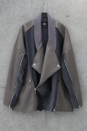 Titan Riders Jacket [Gray]