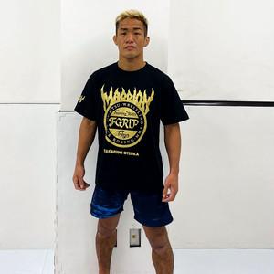 大塚隆史選手×T.GRIP×マリアパ Tシャツ