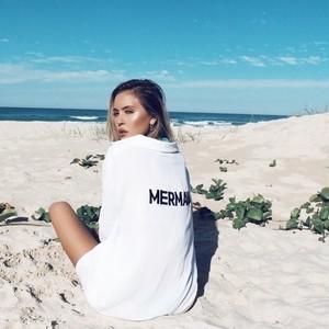 【お取り寄せ】 ビーチウェア ビーチシャツ 日焼防止 ビッグサイズ ホワイト シャツ