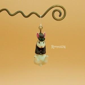 【強制連行シリーズ】いたずらウサギ ゴーグル緑2