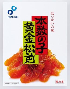 【北海道】本数の子黄金松前 230g×4種