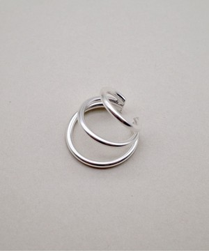 【ISOLATION / アイソレーション】Silver925 Triple Line Earcuff