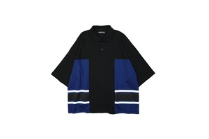 Hockey POLO BLACK