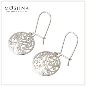 【MOSHNA:モシュナ】SILVER EARRINGS ALMOND DREAM ピアス