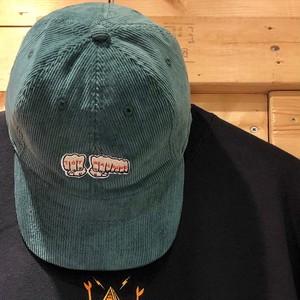 【SALE★30%OFF】TOY MACHINE FIST CORDUROY CAP トイマシーン ワンポイント刺繍 フィスト コーデュロイキャップ 帽子 TMF19HW18