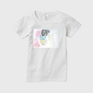 少女Tシャツ