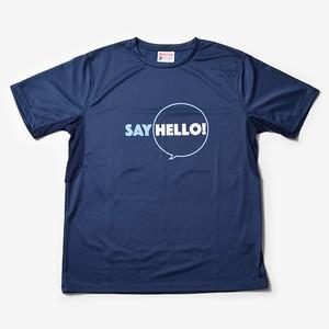 MMA Say Hello! Tee (Navy)