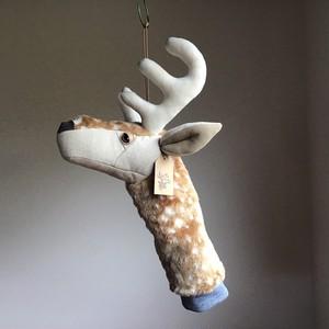 アニマルヘッドカバー(シカ)Animal head cover(Deer)