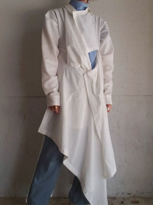 【used】COMME des GARCONS 80s vintage dress コムデギャルソン ワンピース
