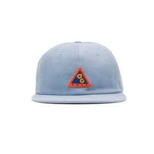 AG CONDITIONS TWILL 6 PANEL CAP (LT. BLUE)