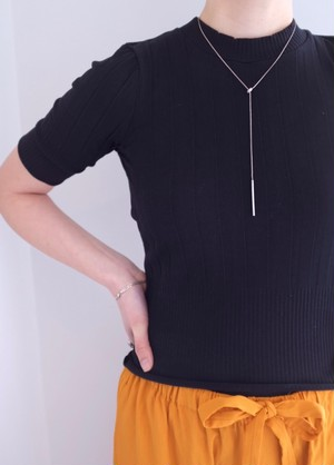 [CURRENTAGE] RIBJERSEY T-SHIRT