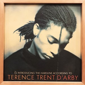 Terence Trent D'Arby ‎– Introducing The Hardline According To Terence Trent D'Arby (LP)