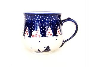 マグカップ220ml[クリスマスの景色/CHDK]