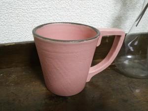 KazuKiLn* マグカップ(ピンクマット)