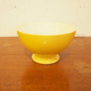 黄色いカフェオレボウル