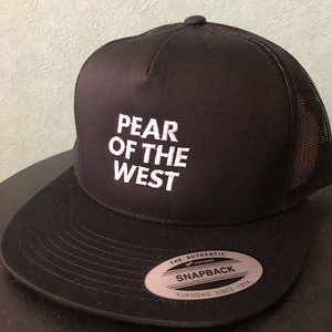 PEAR OF THE WEST MESH CAP