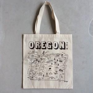 Oregon Tote【MAPTOTE】