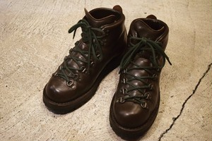 USED 10s Danner Mountain light 8 EE B0767