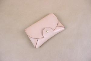 JAPAN LANSUI DESIGN 名入れ対応 ヌメ革手作り 名刺 カードケース 品番HUD83JFG6ABCJA2