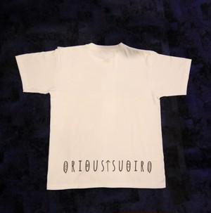裾ロゴプリントTシャツ | M-L-XLsize