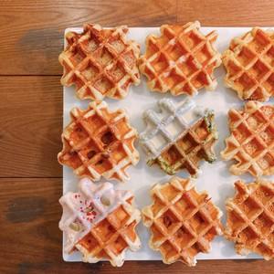Waffle 12piece set