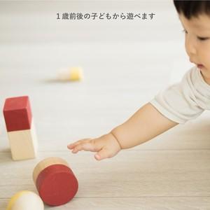 demi(ドゥミ)積み木9ピースセット