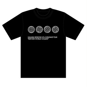 【Before Worlds Collide】 ツアーTシャツ