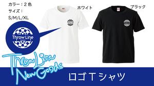 Throw LineロゴTシャツ