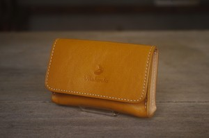 business card case  (YELLOW)