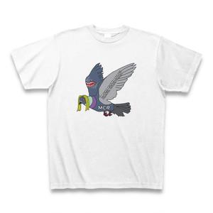 MCRアマビエ鳩Tシャツ