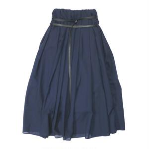 LongBelt Skirt - Navy