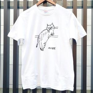 11周年「おもてにゃしかもめTシャツ」 ホワイト