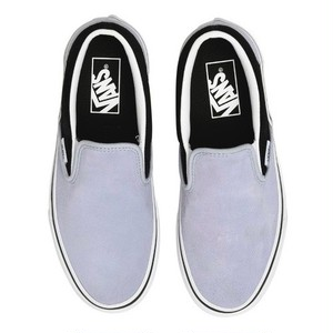 VANS / CLASSIC SLIP-ON -ZEN BLUE/BLACK-