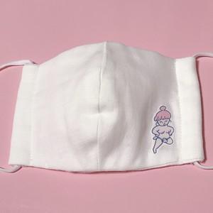 ニューりかちゃん(いぬ)ハンドメイドマスク