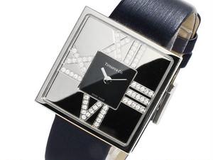 ティファニー TIFFANY&CO カクテル Cocktail クオーツ レディース 腕時計 Z1950.10.40E10A40E
