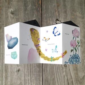 4枚綴りポストカード Vol.02