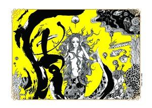 【クリアファイル】人魚姫