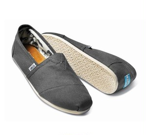 TOMS | Ash Canvas Men's Classics