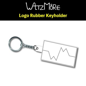 WALZTMORE Logo Rubber Keyholder