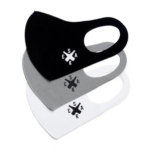 【マスク】SAKE マスク /  SAKE X アイコン 3カラーセット【フリーサイズ】