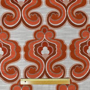 織柄カーテン(横162×縦170)