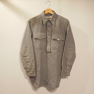 ~1950's Wool pullover shirt