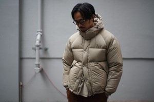 ENDS and MEANS / Down Jacket