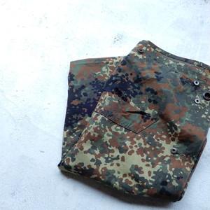 ドイツ軍 テントシート フレクターカモ